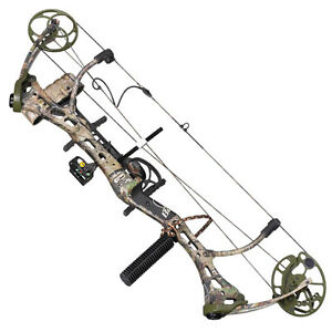 New-2012-Bear-Archery-Mauler-RTH-Compound-Bow-Pkg-70-RH-1-2-Dz-Arrows-Release
