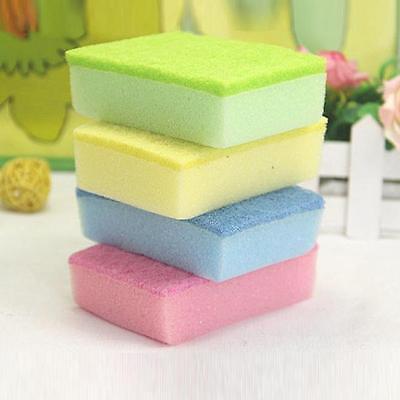 10PCS Cleaning Sponges Universal Sponge Brush Kitchen Cleaning Tools Helper