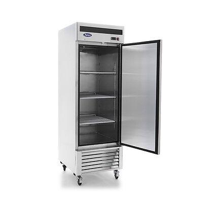 1 Door Locking Commercial Refrigerator Cooler Bottom Mount Compressor Nsf Cert