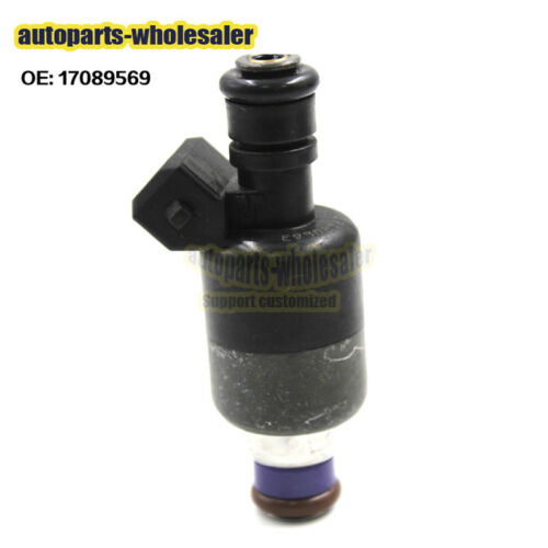 1X 17089569 For Chevrolet Buick Pontiac Oldsmobile V6 2.8 3.1 3.3 Fuel Injector