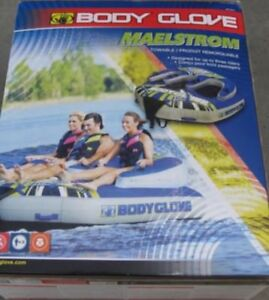 New 3 person towable tube