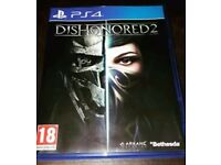Dishonoured 2 PS4