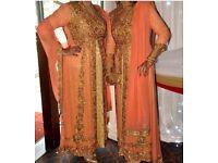 Stunning Asian Bridesmaid Dresses Quick Sale!!