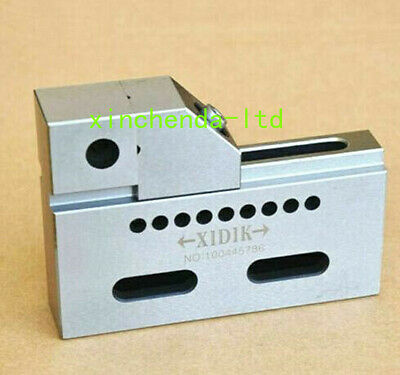 Wire Edm Parts High Precision Vise Stainless Steel 2 Jaw Opening 1.5 Kg Clamp