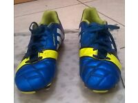 Size 7.5 Adidas Football Boots