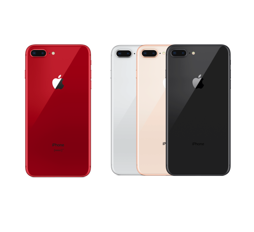 prodotto apple iphone 8 plus 64gb gsm unlocked usa model brand new warranty. Black Bedroom Furniture Sets. Home Design Ideas