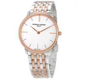 Frederique Constant Mens Watch BRAND NEW Swiss Made