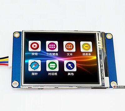 2.8 Nextion Hmi Tft Lcd Display Module For Raspberry Pi 2 A B Arduino Ca