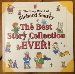THE BUSY WORLD OF RICHARD SCARRY $5