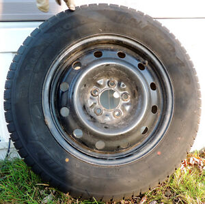 4 WINTER/SNOW TIRES for sale Kitchener / Waterloo Kitchener Area image 5
