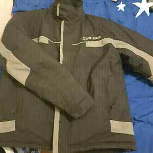 Mens Can-Am Winter Jacket