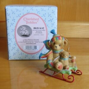 Cherished Teddies #865141C Kitchener / Waterloo Kitchener Area image 1