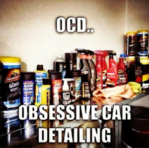 Detailing cars located in dominion