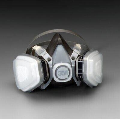 3M 53P71 Half Face Respirator, LARGE, BRAND NEW, APRIL 2020 STOCK