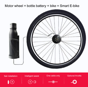 ELECYCLES  One Cable Electric Bike Conversion Kit