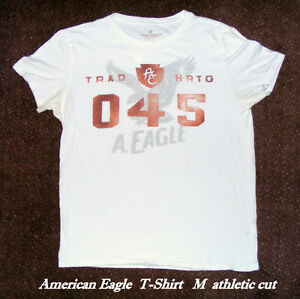 American Eagle Outfitters M T-shirt $15 white