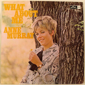 Two Anne Murray albums- including her very FIRST album