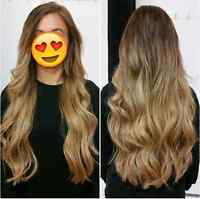 ☆ THE BEST ☆ HAIR EXTENSIONS STRATFORD & KITCHENER AREA ☆