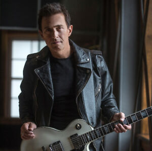 Colin James- FRONT ROW CENTRE- Peterborough- Tuesday, April 9