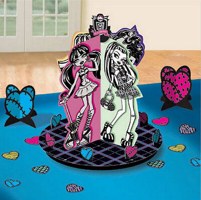 Monster High Table Decorating Kit - 283657 on Rummage