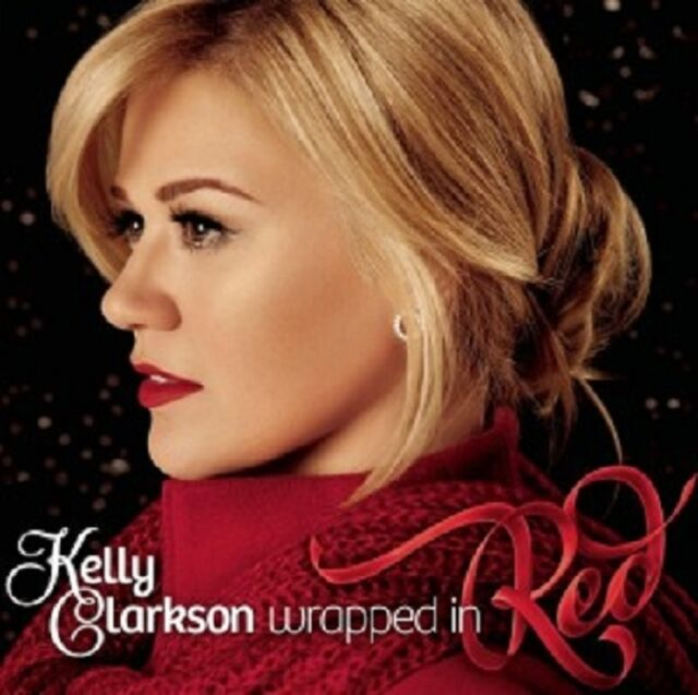 KELLY CLARKSON - WRAPPED IN RED (DELUXE VERSION)  CD  15 TRACKS  NEU