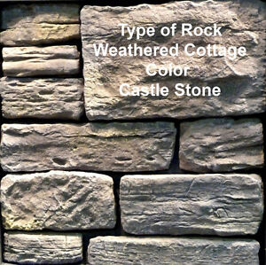 Manufactured Stone/ Rock /Cultured Stone/ Stone Veneer