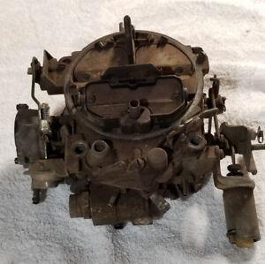 Quadra-Jet carburetor