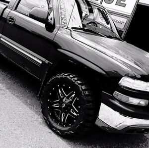 20 inch fuels with nitto mud grapplers