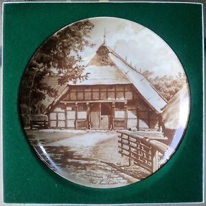 Kaiser Porcelain Collector Plate – Oldenburg – Bad Zwischenahn