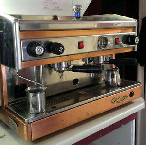 Astoria Argenta AEP2 Semi-automatic Espresso Machine