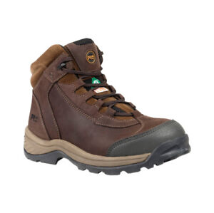 Men's Ratchet Timberland Pro Steel Safety Boots
