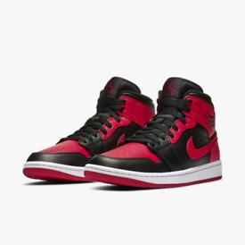 Air Jordan 1 Mid Banned UK 8