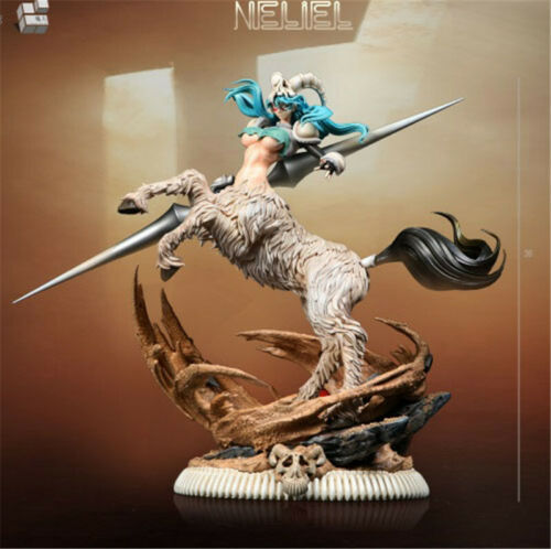 BLEACH Neliel Tu Oderschvank Statue Resin Model Kit GK Figurine Painted New