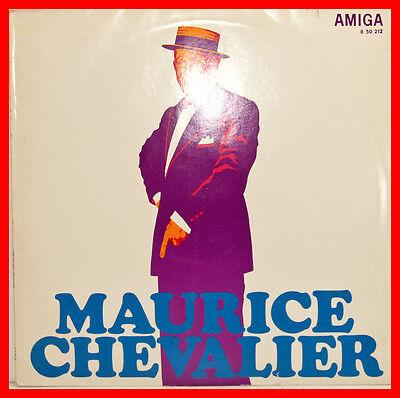MAURICE CHEVALIER SAME 12 LP B638