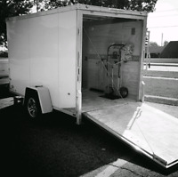Moving & Delivery // One Mover, Truck, Trailer, Insurance // $55