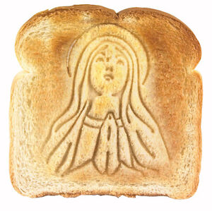 Holy Toast – Bread Stamper