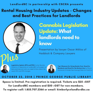 Cannabis - what Landlords & Property Managers need to know.