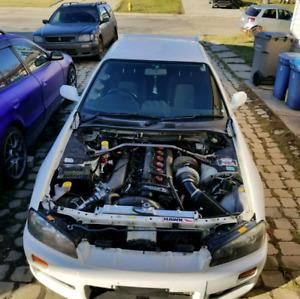508whp R34 GTT