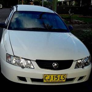 Holden Commodore Wagon 2001 Bossley Park Fairfield Area Preview