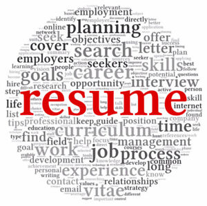 Professional resume & cover letter services $100 flat rate