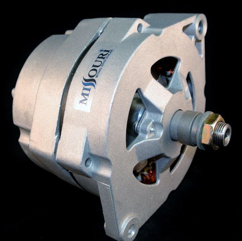 Permanent magnet alternator 12 volt dc used 4 building a for Surplus permanent magnet dc motors
