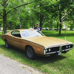 1973 Dodge Charger 440 - 4 Speed