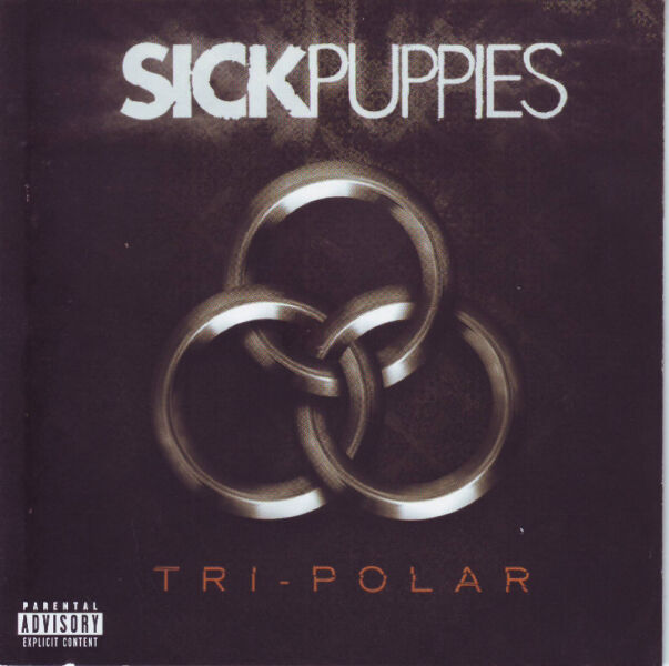 Sick Puppies - Tri-polar (CD) R120 negotiable