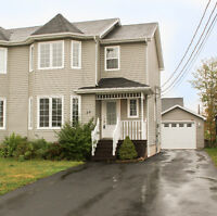 36 CHRISTOPHER CRES, MONCTON NORTH! NEW PRICE $165,000!
