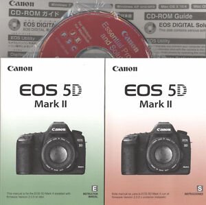 Canon EOS 5D Mark II manual