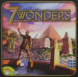 7 wonders card/boardgame