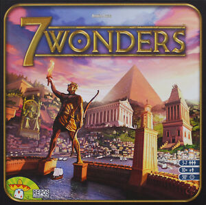 BOARD GAME - 7 Wonders (SEALED)