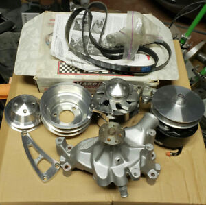 MARCH PULLEY SYSTEM  BIG BLOCK CHEV  CHECK IT OUT