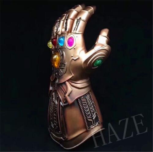 Thanos Infinity Gauntlet Legends Gloves Cosplay The Avengers Infinity War Prop