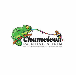 Chameleon Painting and Trim